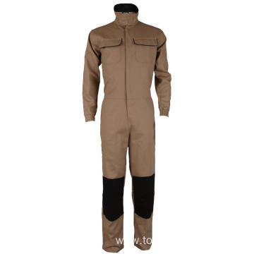 Flame Retardant Gray Workwear Overall